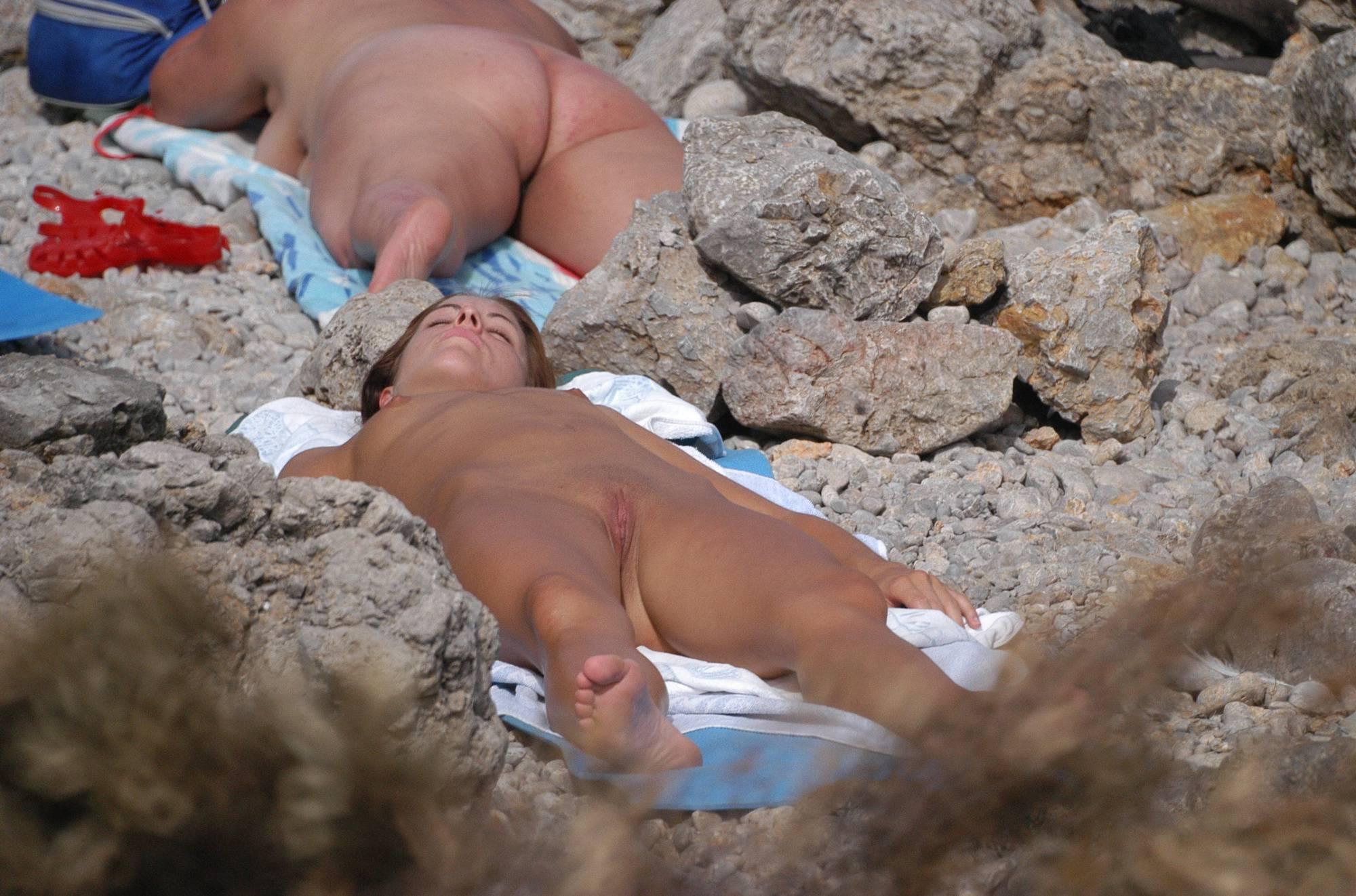 Purenudism-Croatian KRK Shore Shots - 4