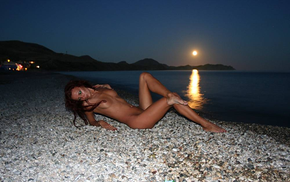 Purenudism-An Evening At The Beach - 2