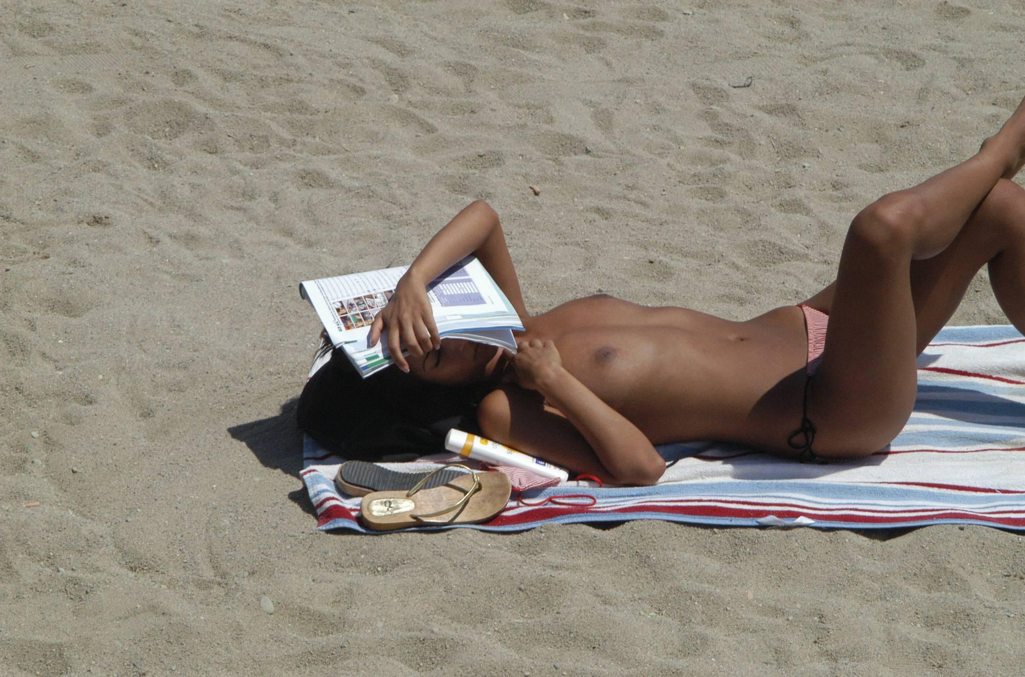 Purenudism-Barcelona Topless Beach - 3