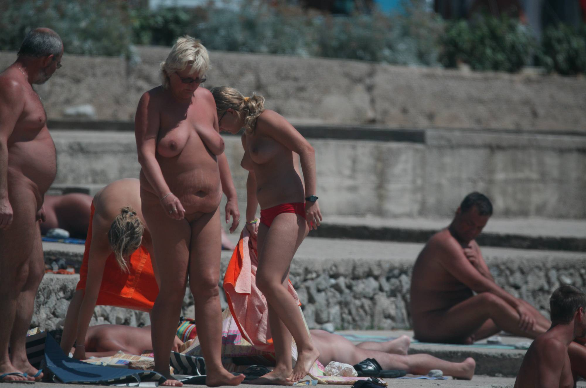 Pure Nudism-Cove Pyramid Girlfriends - 2