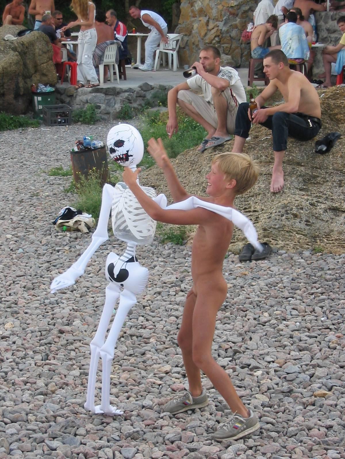 The Naturist Ghost Dance - 4