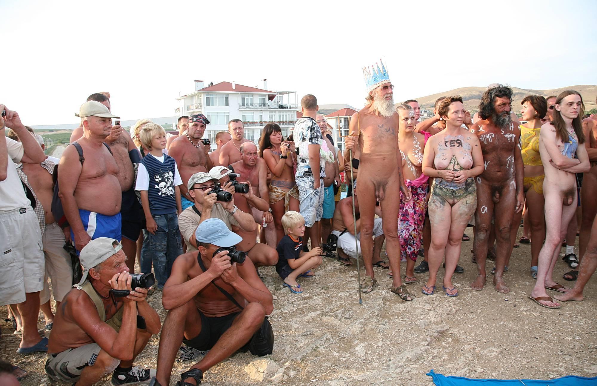 Pure Nudism-Bright Beach Swordplay - 3
