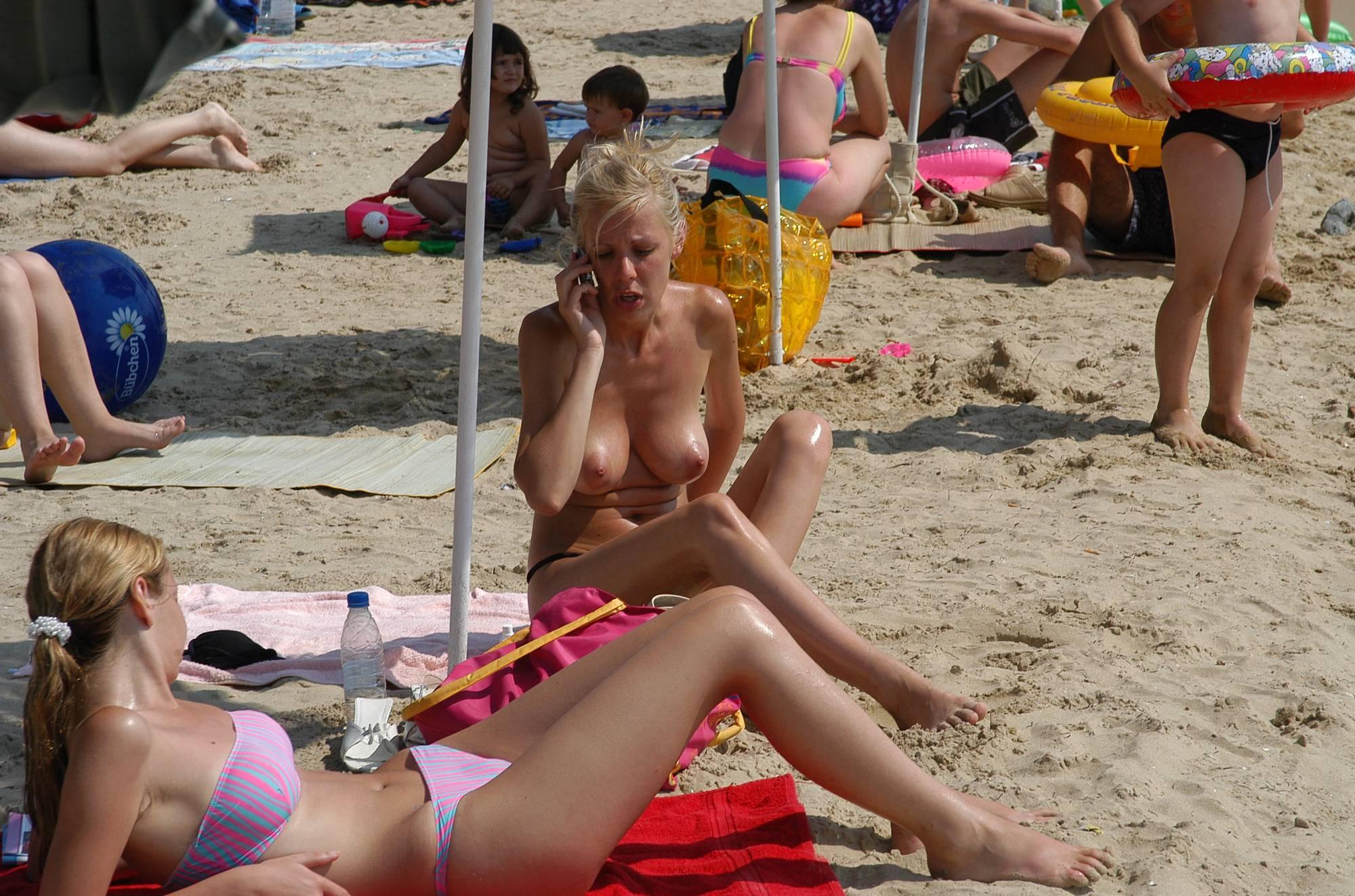 Bulgarian Beach Nesebar - 1