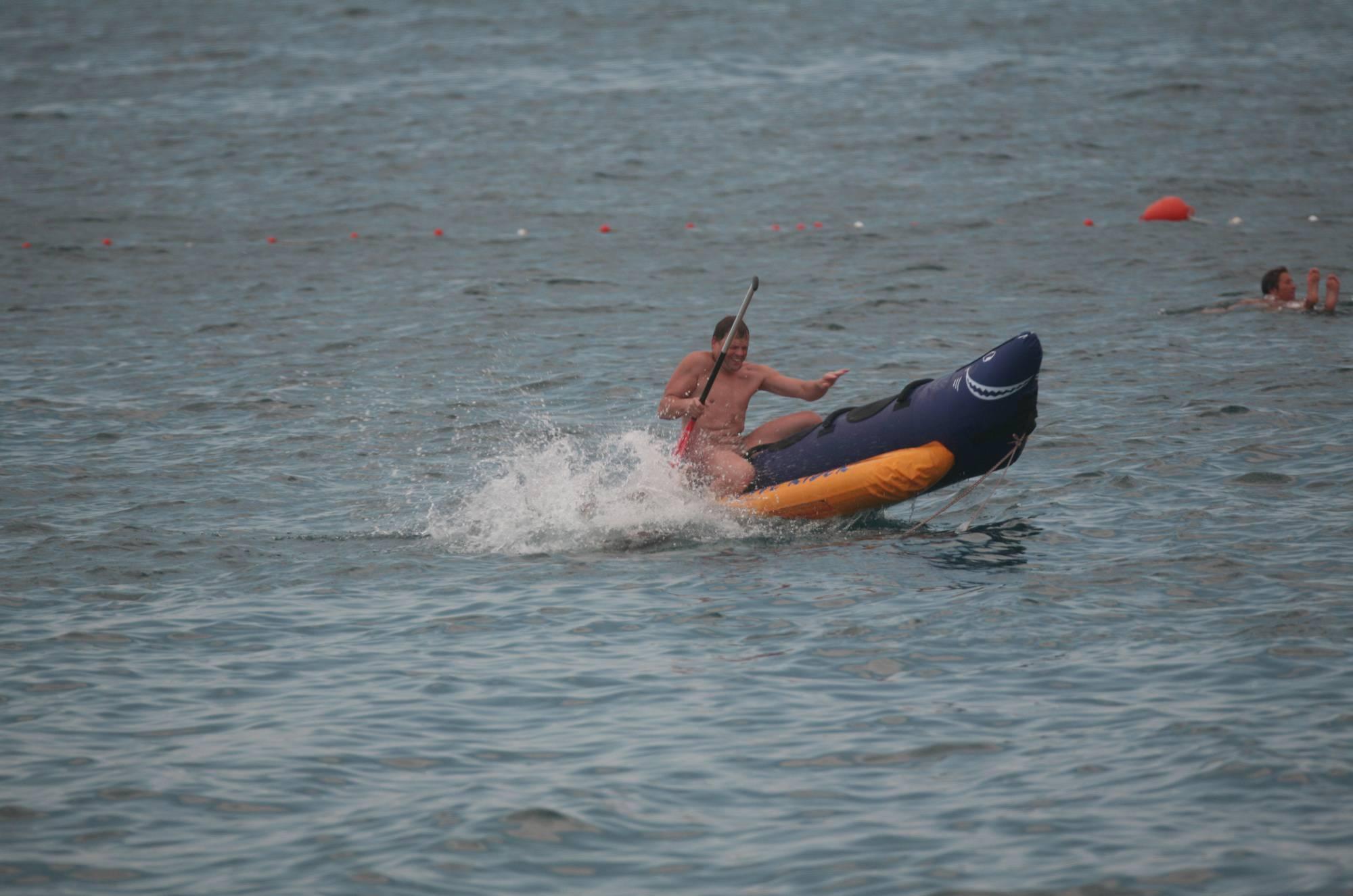 Cove FKK Lake Activities - 1