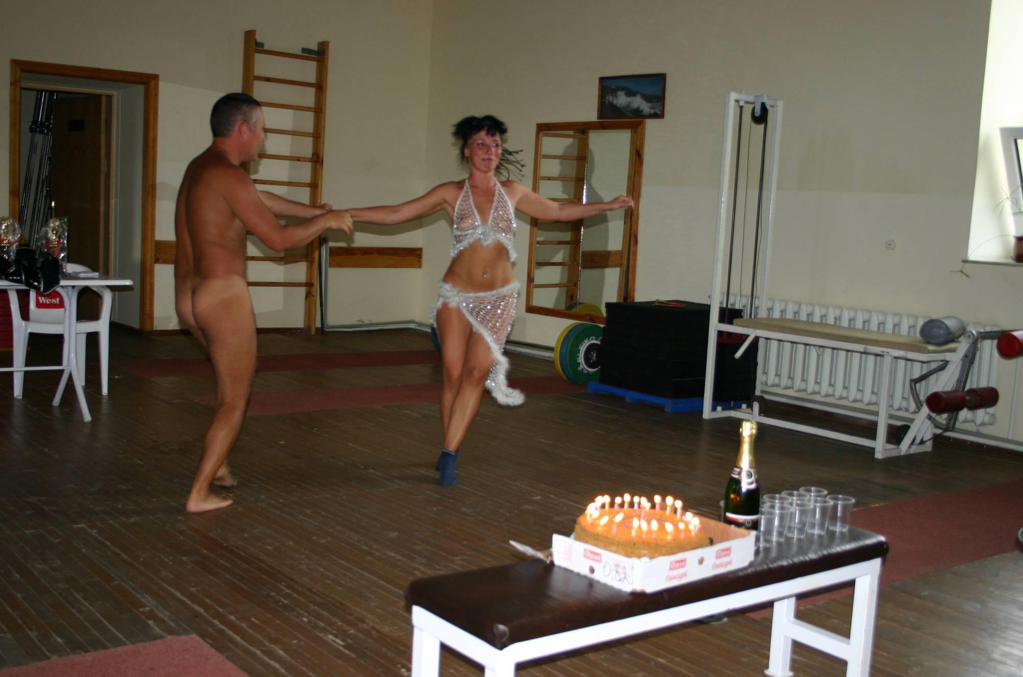 Family Gym Birthday Party - 2