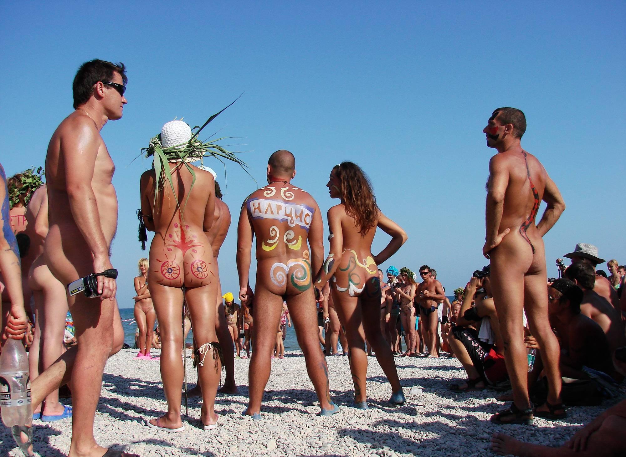 Pure Nudism Photos-Neptune Day Beach Views - 3