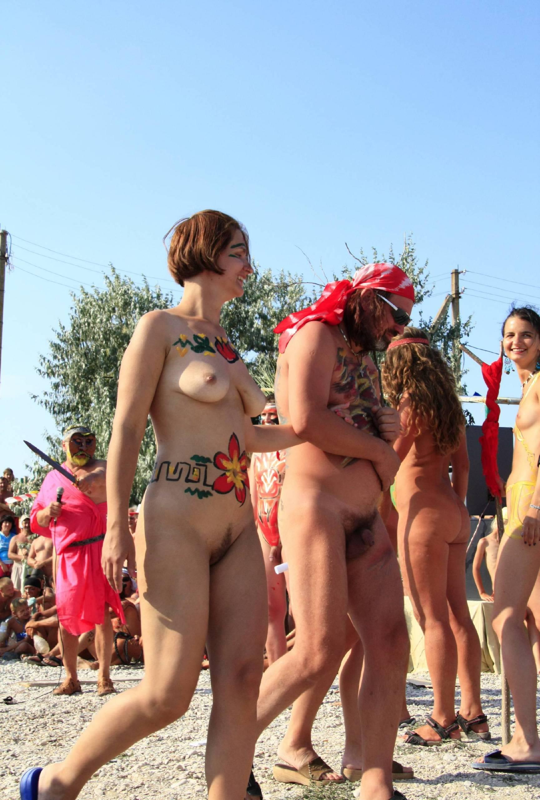 Pure Nudism Photos Neptune Nudist Sidelines - 3