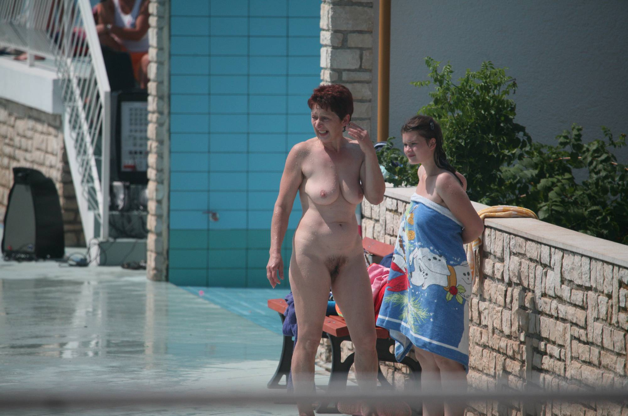 Nuda Inner Pool Activities - 1