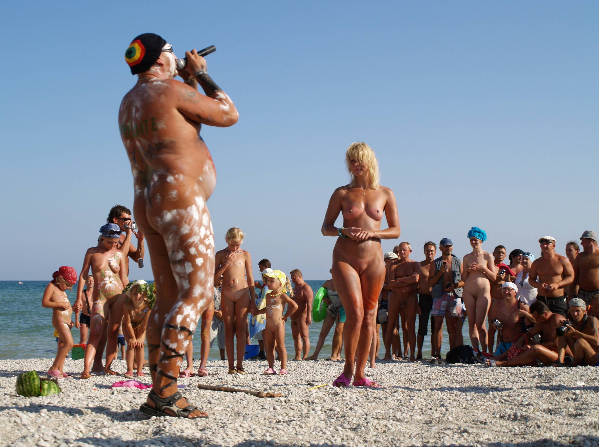 Nudist Event Introductions - 1