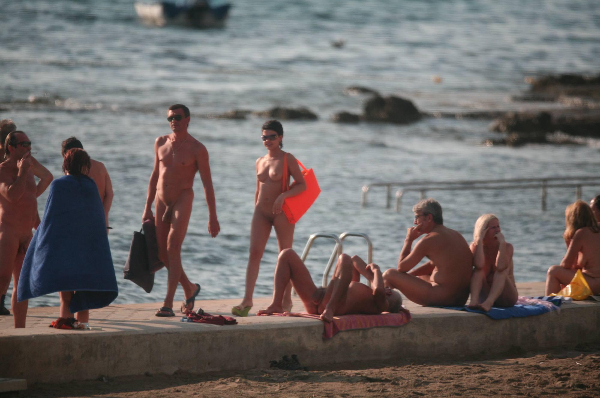 Pure Nudism-Bares Naturist Beach Slab - 3