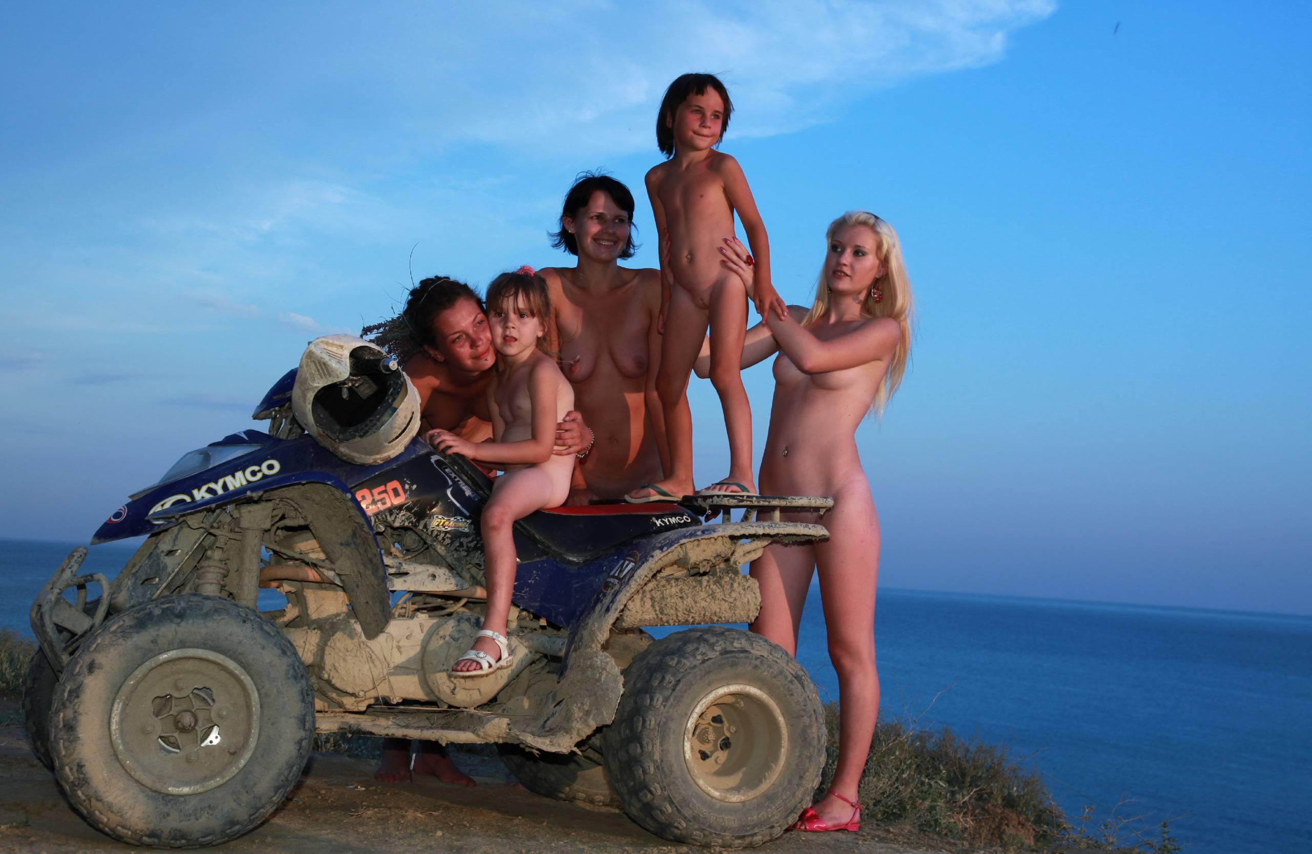 Blue Sky ATV Riding - 2