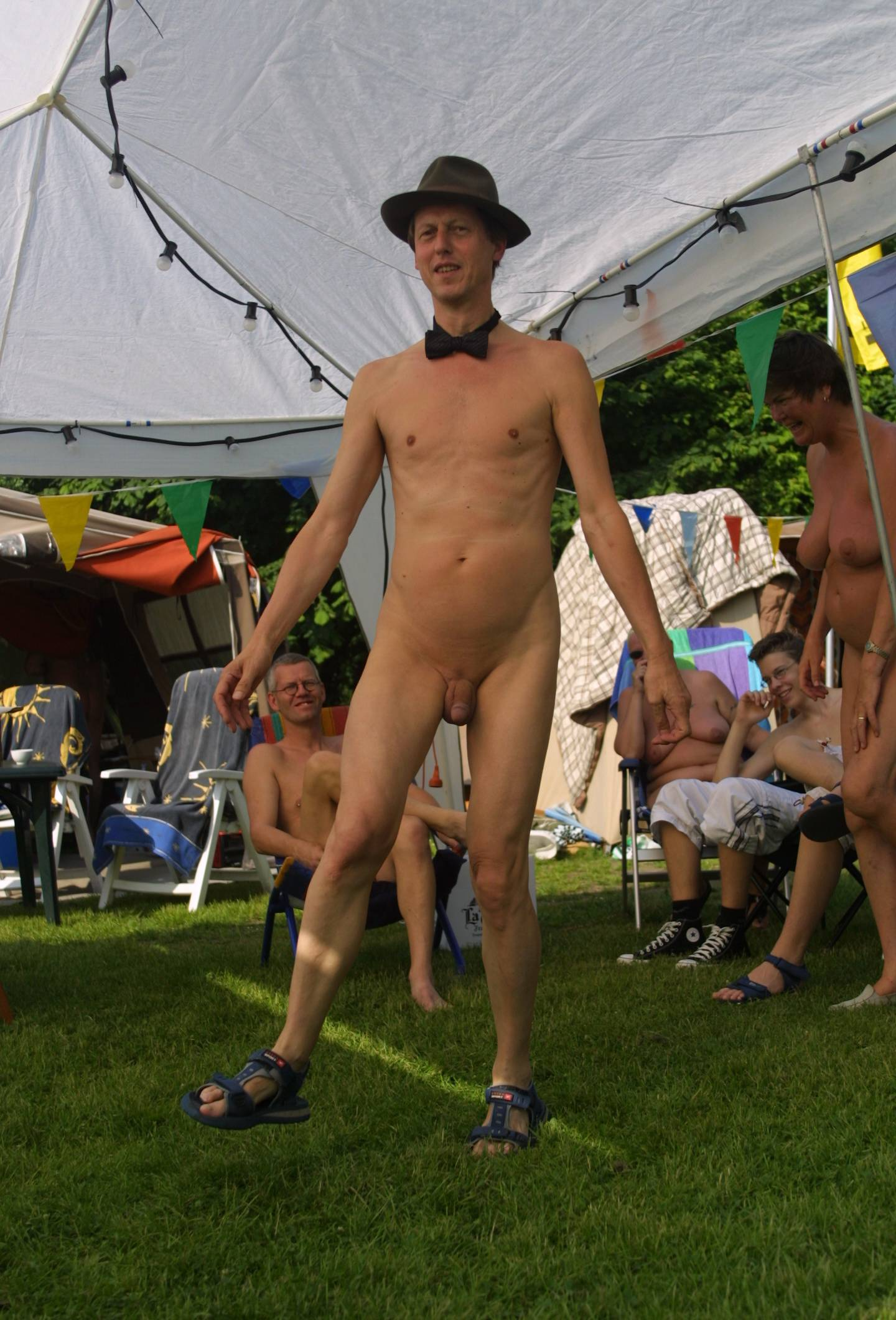 Pure Nudism-Holland Show and Relaxation - 2