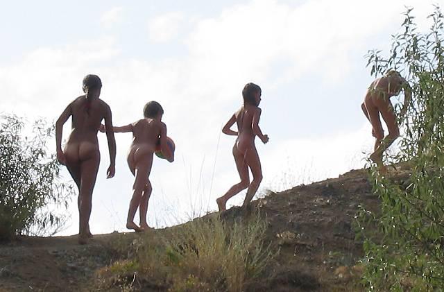 Nude Mountain Group Hike - 4
