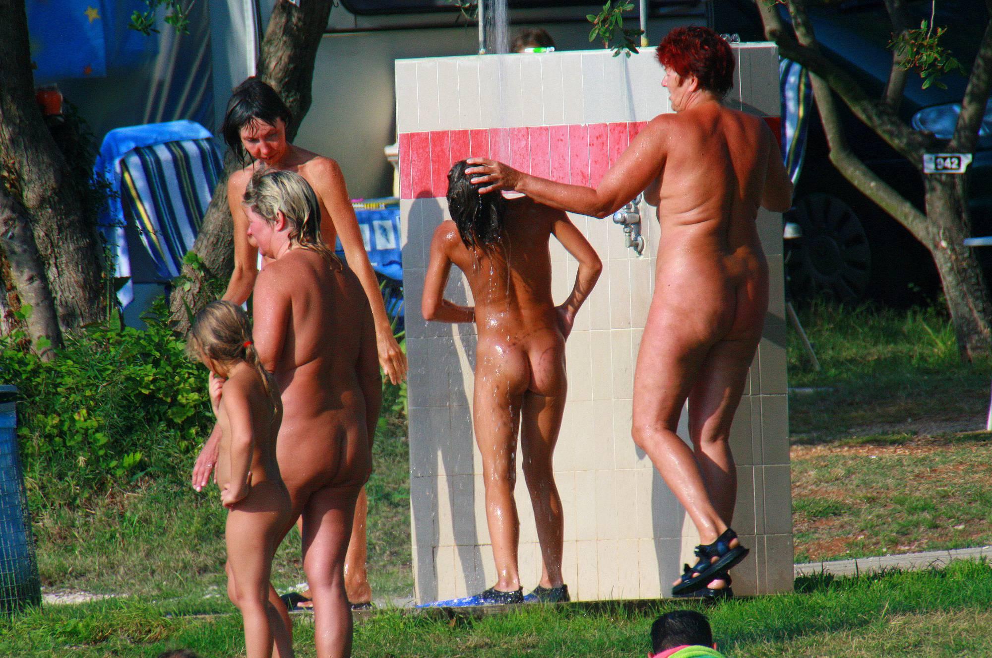 Purenudism Pics-Ula FKK Family Shower Site - 1