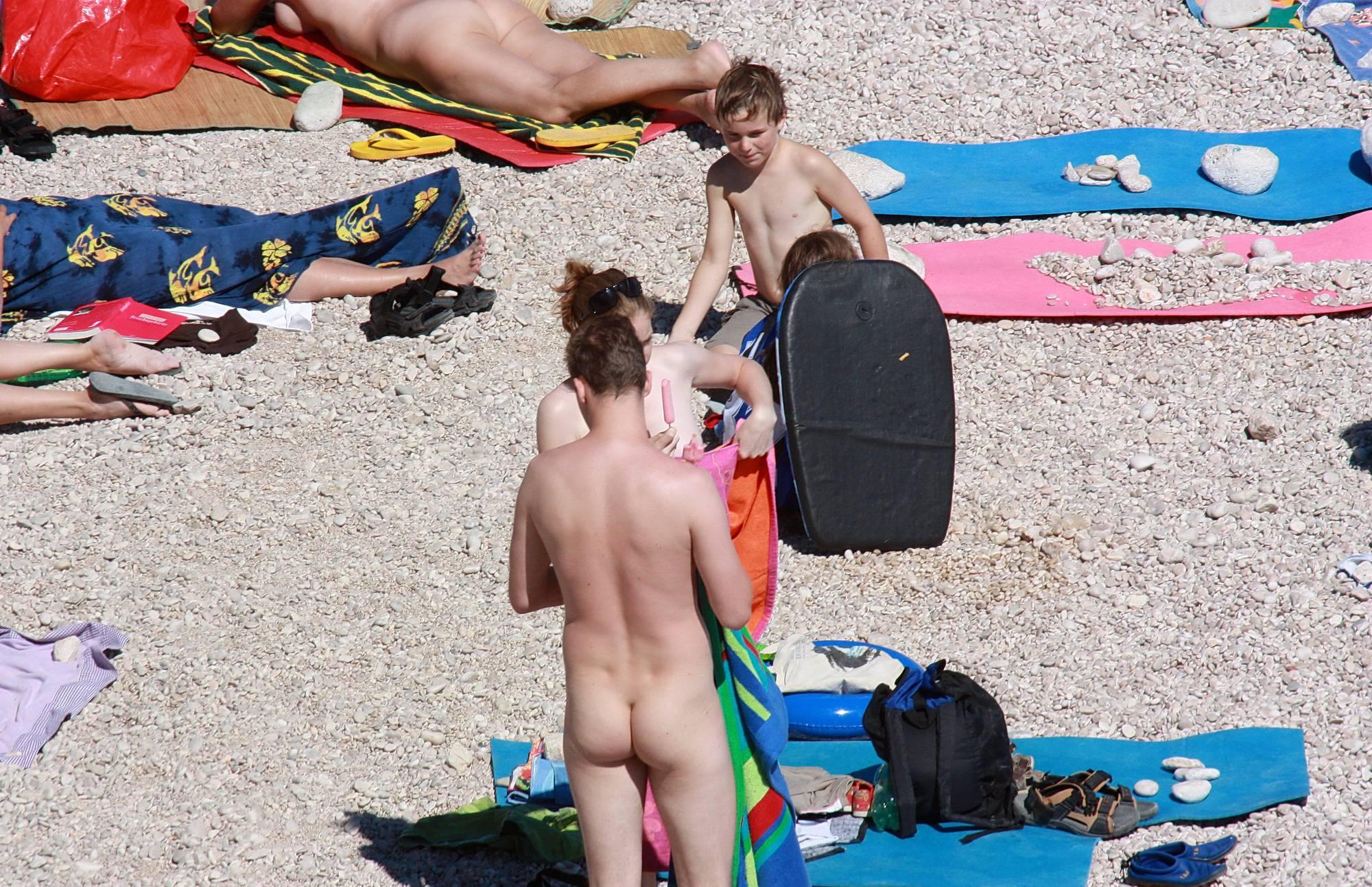 Beachy Keen Summer Day - 1