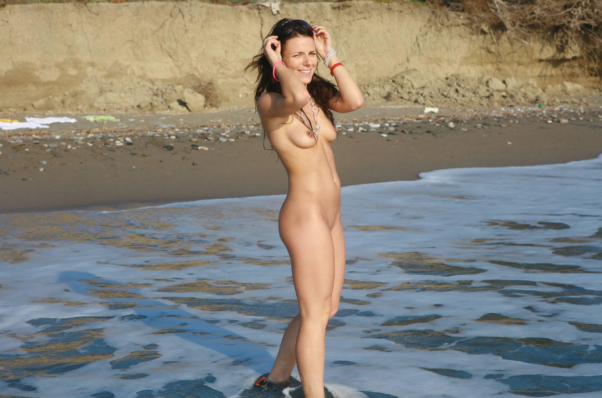 Pure Nudism Greek Splish Splash Fun - 3