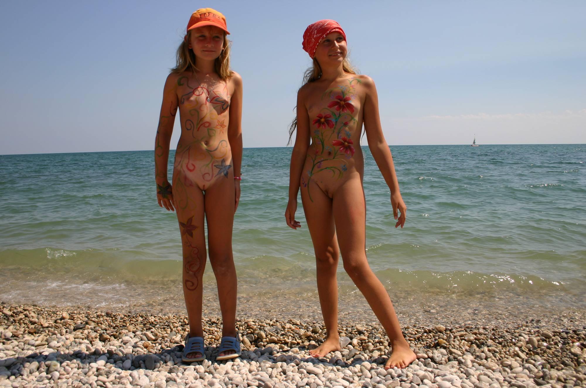 Purenudism Photos-Nude Body Paint Profile - 3