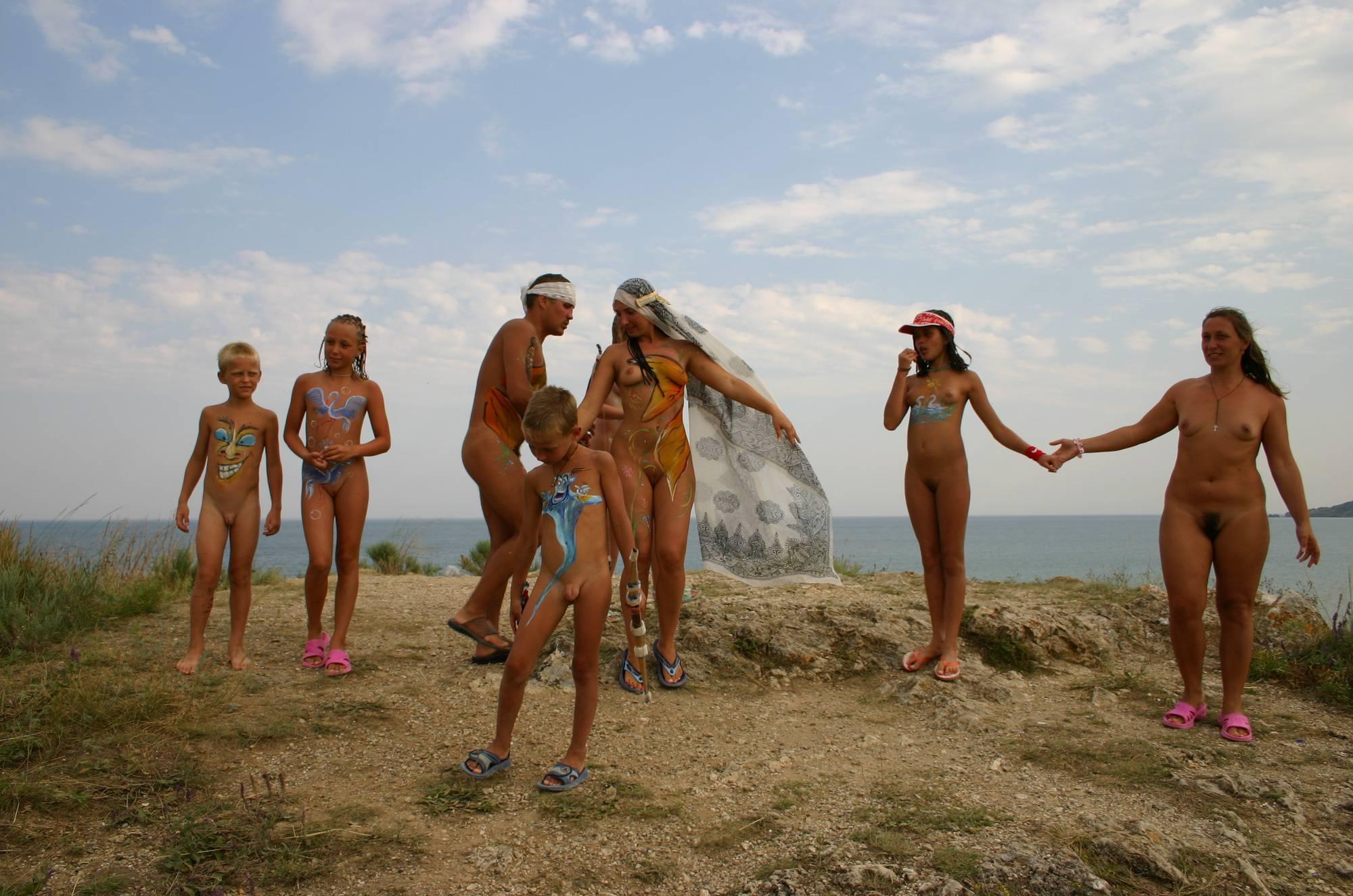 Purenudism Pics-Top Sand Group Naturists - 1