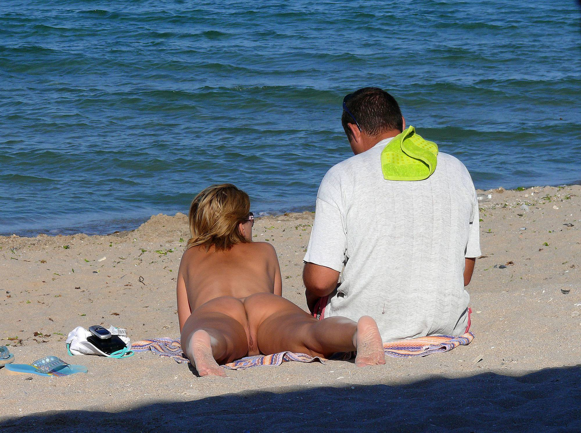 Purenudism Images-Romanian Beach Voyeur - 4