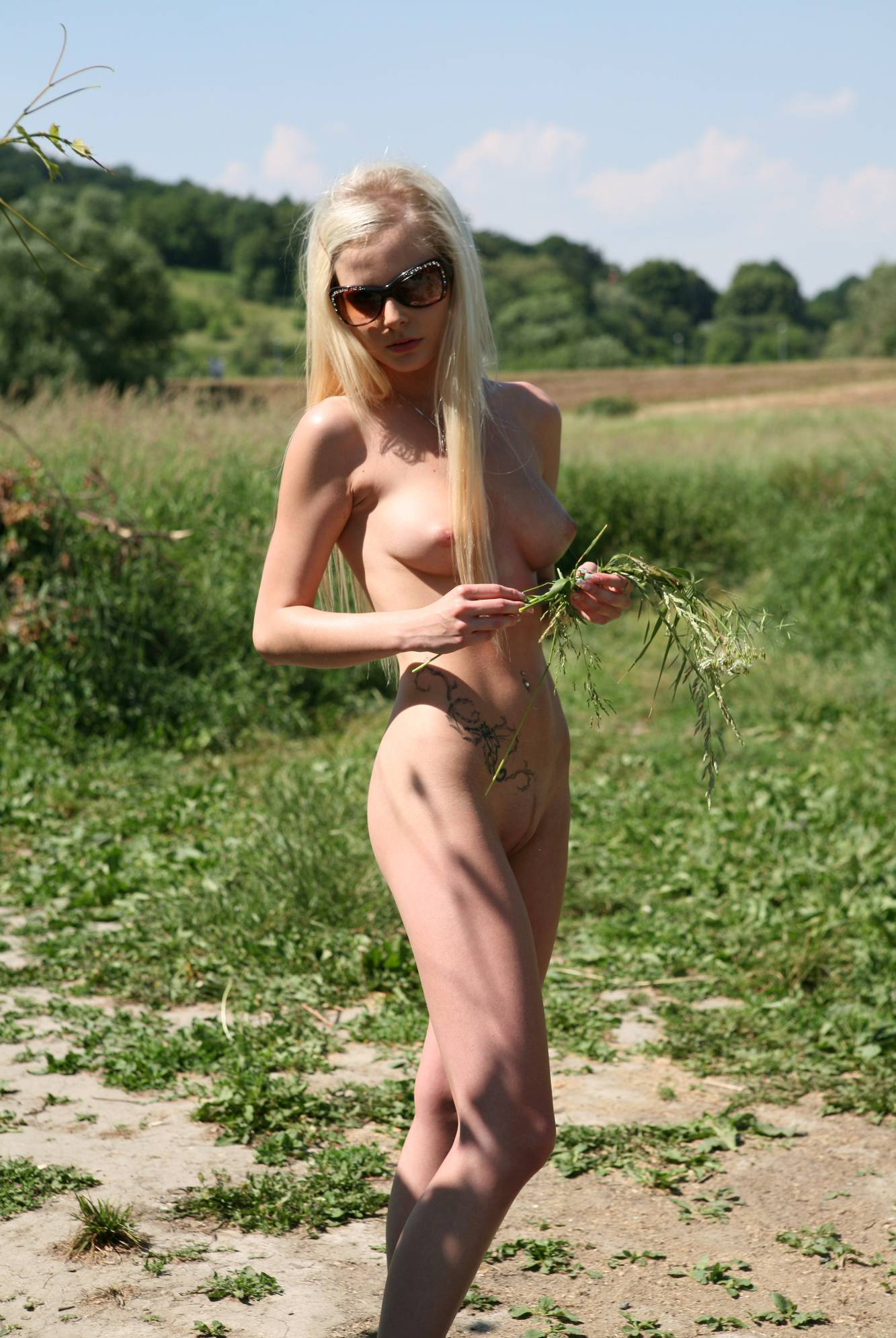 Pure Nudism Photos-River Boat Plains Hiking - 3