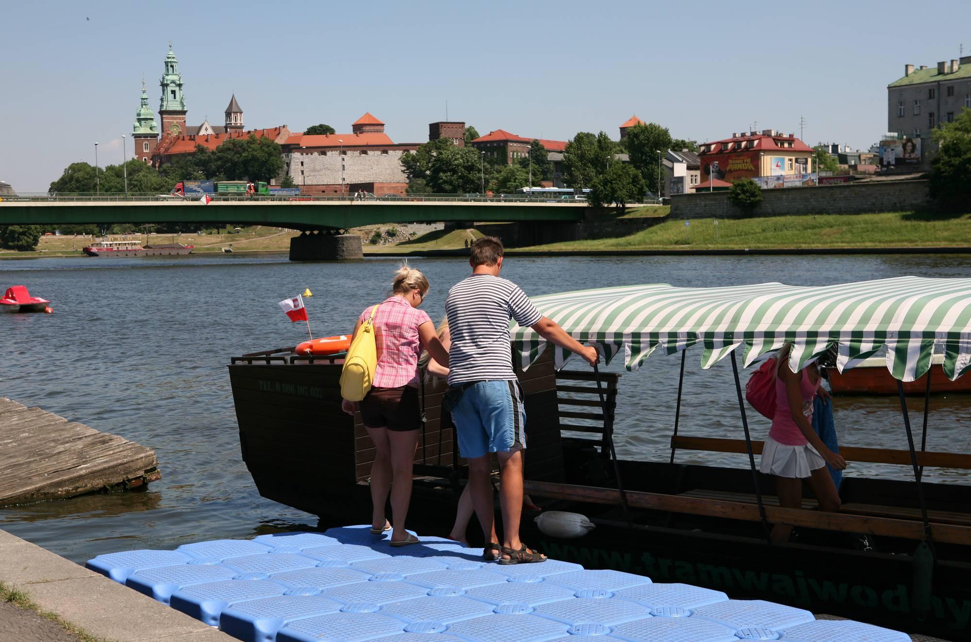 Purenudism Photos-River Boat Preparations - 3