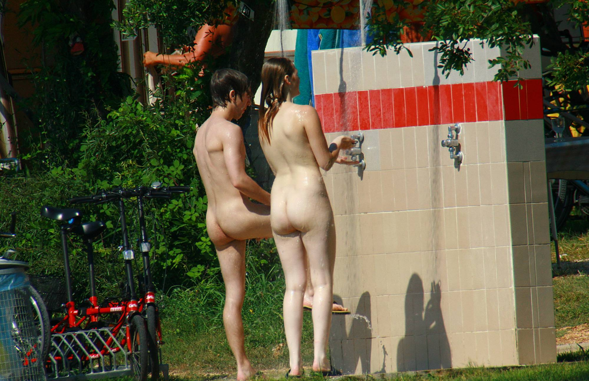 Pure Nudism Images-Roasting In The Hot Sun - 4