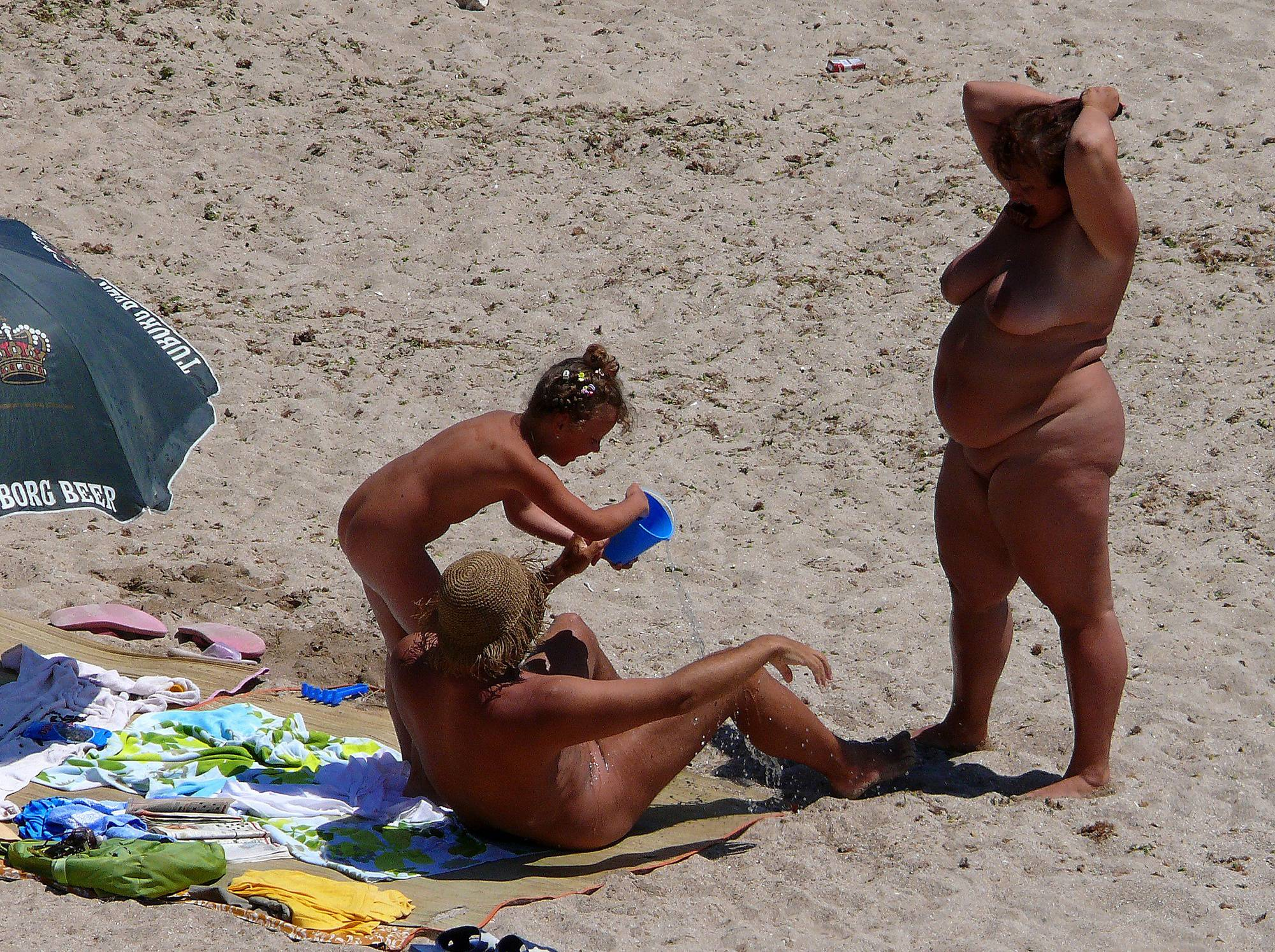 Pure Nudism Pics-Romanian Girl's Family - 3