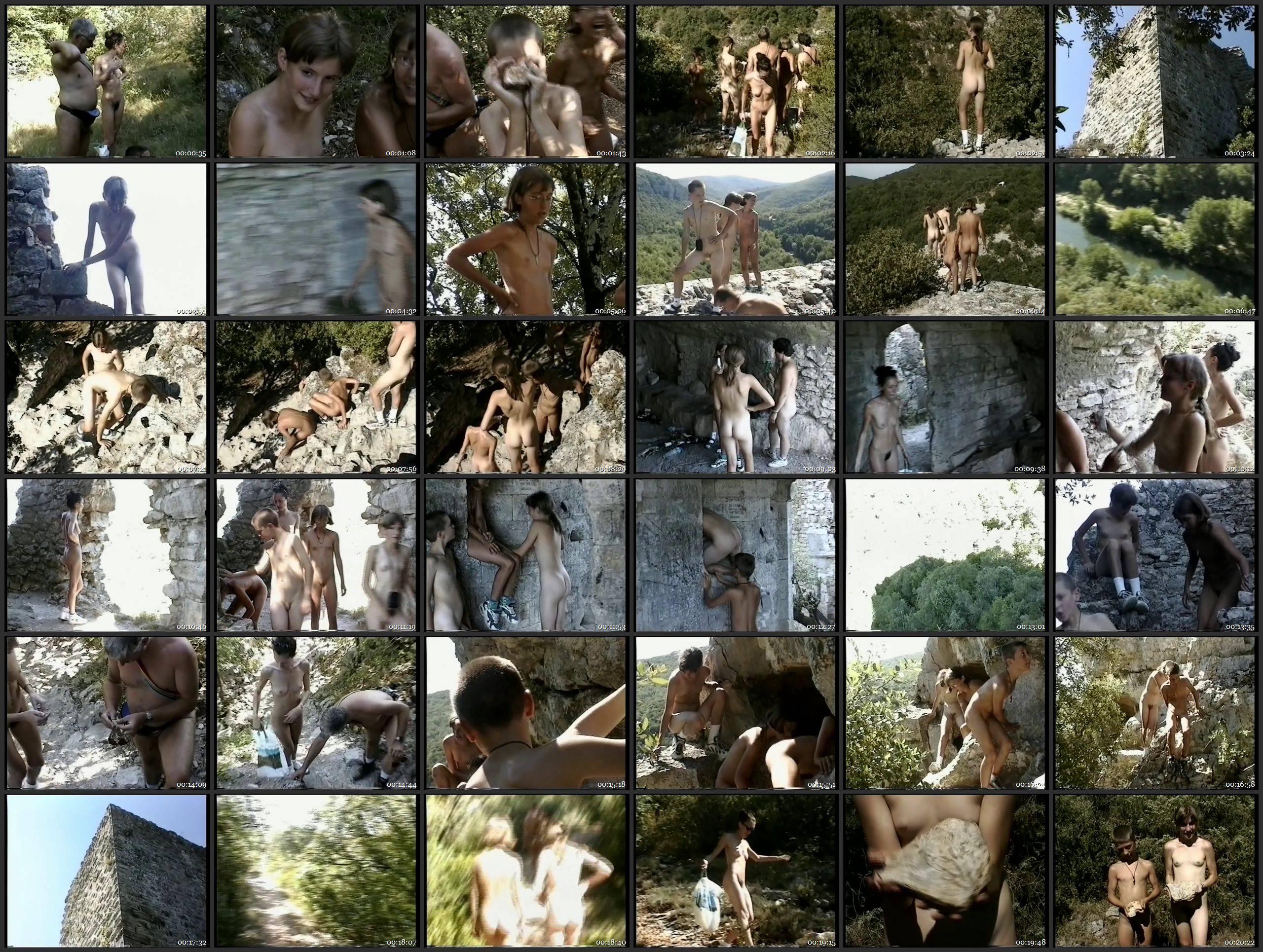 Roschelle In France 4 - Bonus Footage - Thumbnails