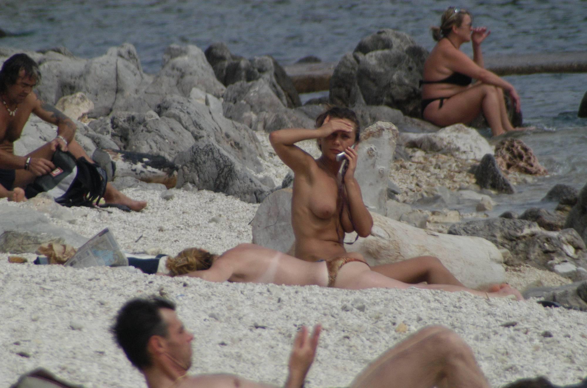 Pure Nudism Photos-RovinJ Shoreline Tour - 1