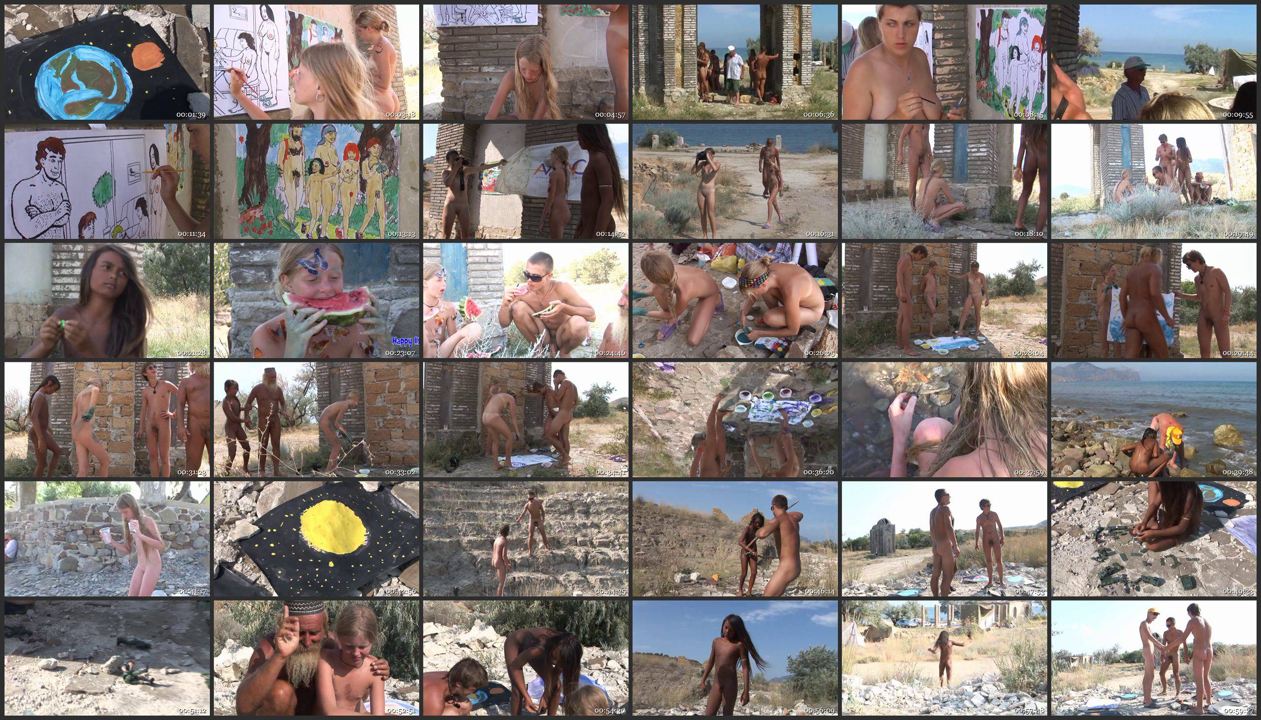 RussianBare-Naked Art - Unlimited - Thumbnails