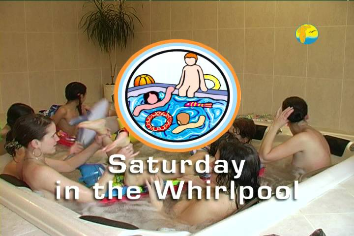 Saturday in the Whirlpool - Poster