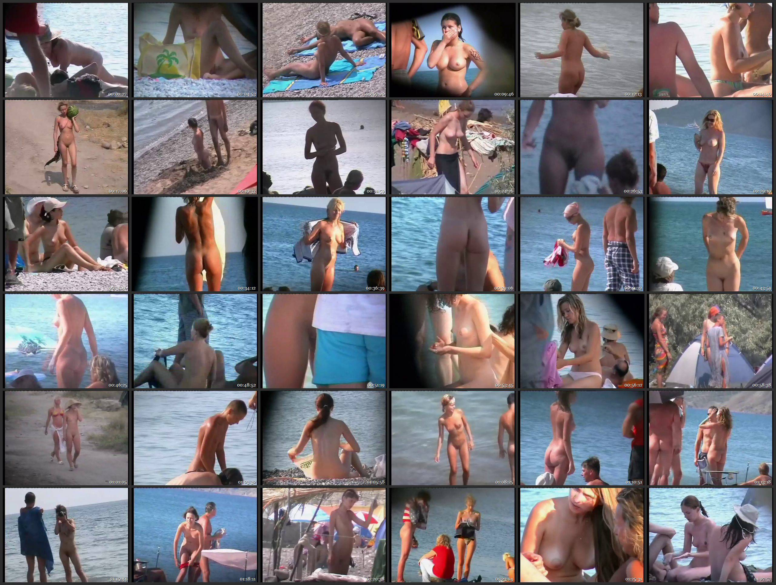 Naturist Videos-Shadows Nude Beach 1 - Thumbnails