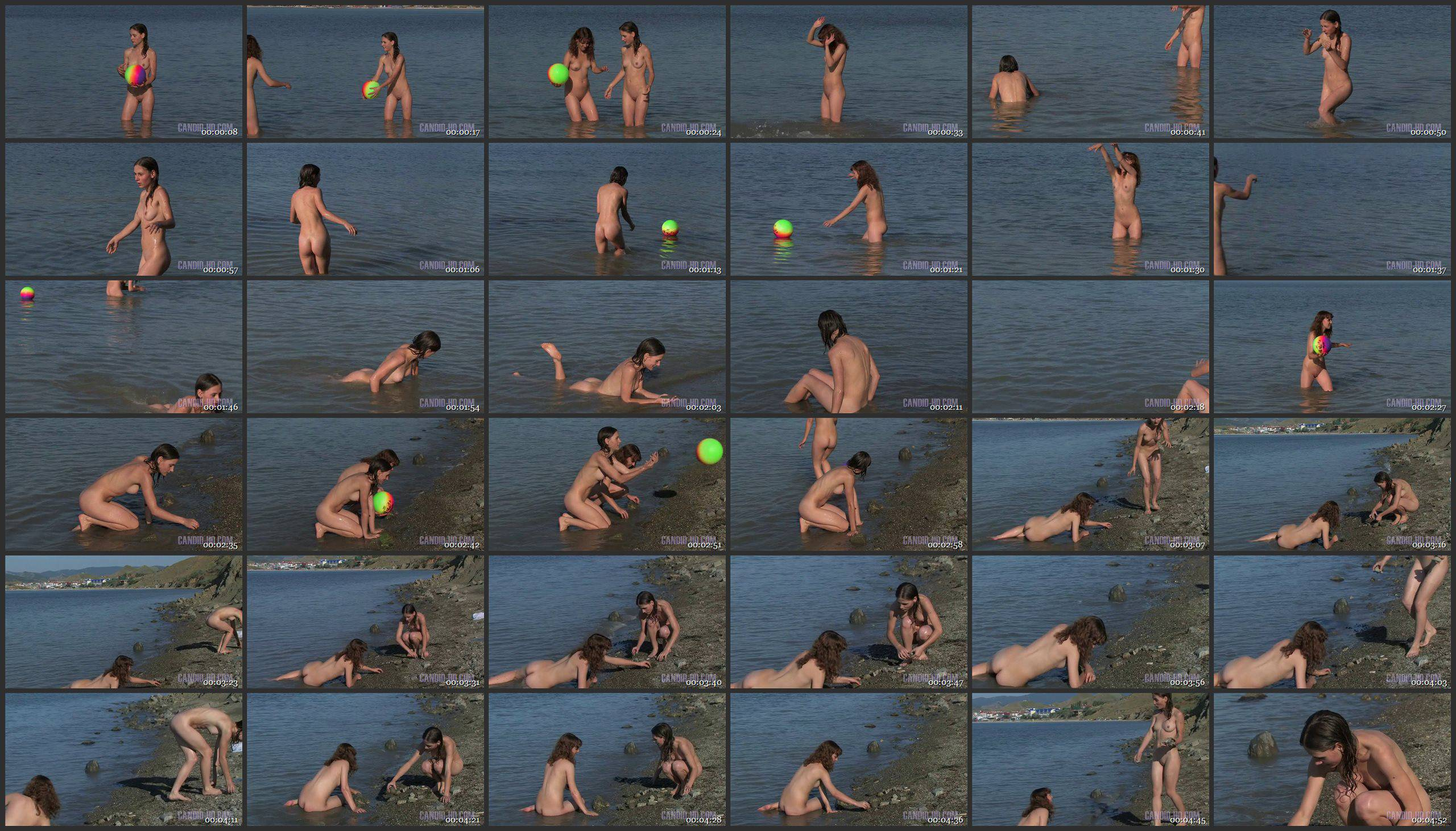 Sisters Idyllic Summer 2 - Thumbnails