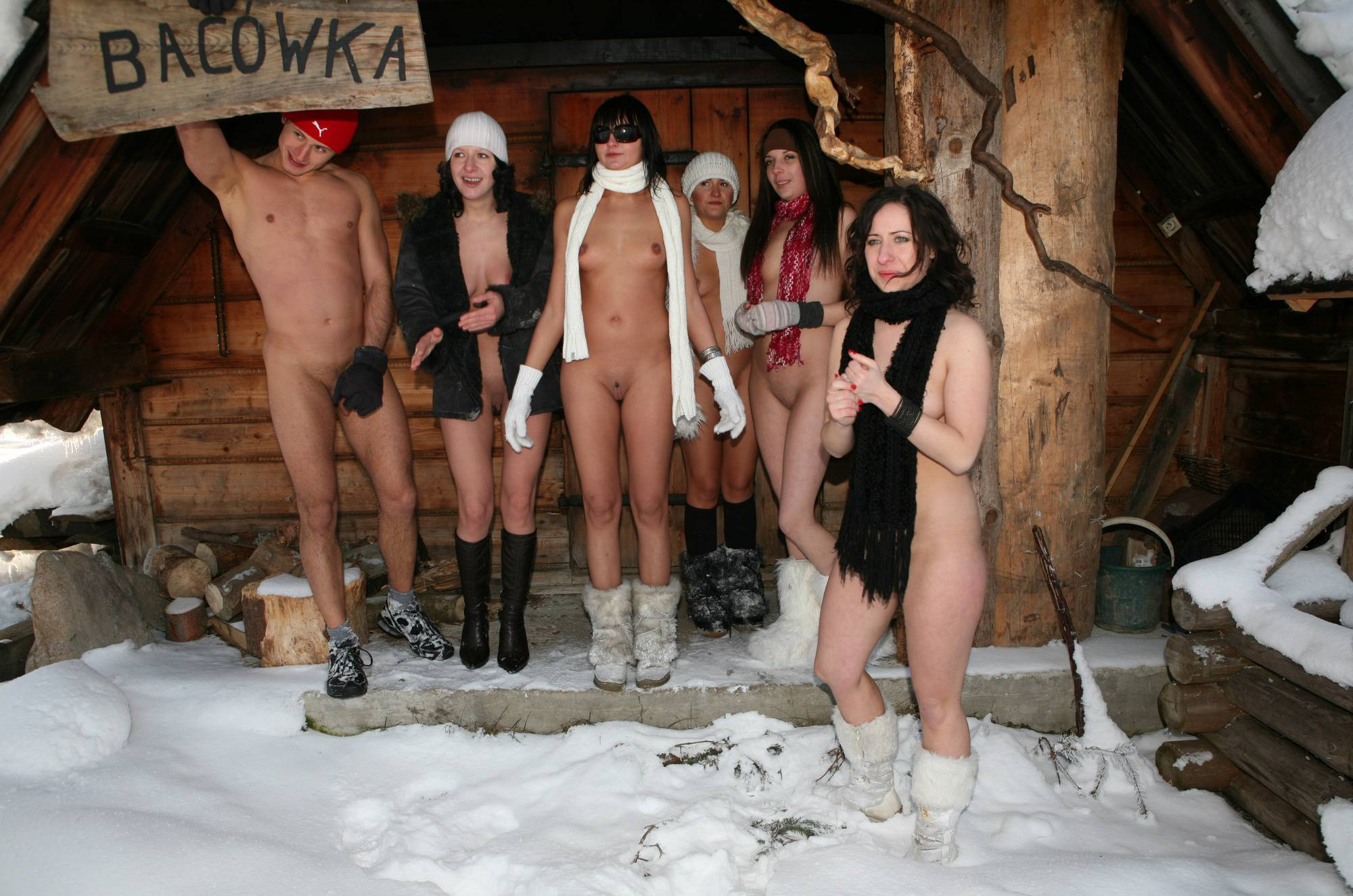 Snow Day Group Cabin - 2