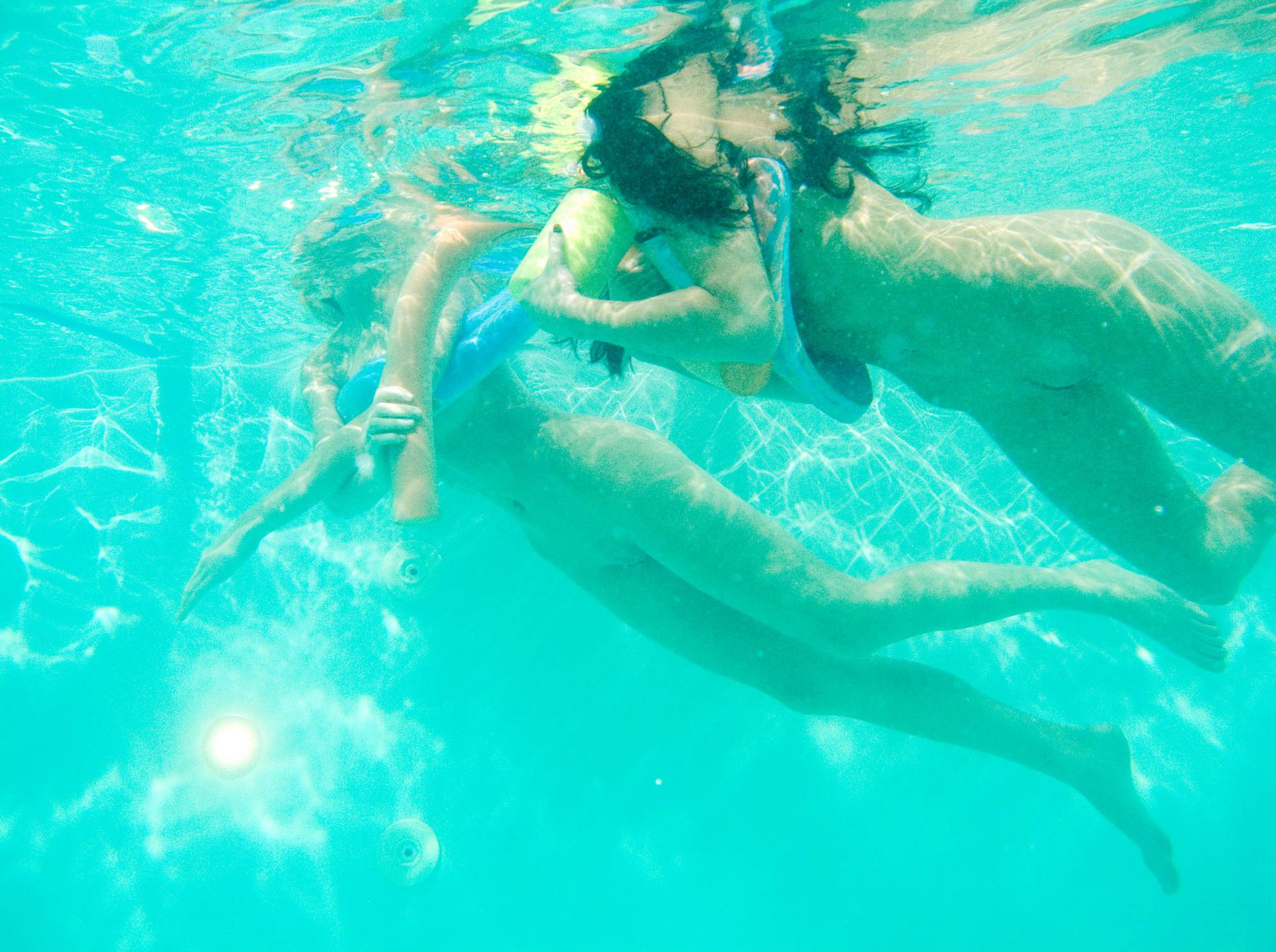 Soft Spa Underwater Girls - 2