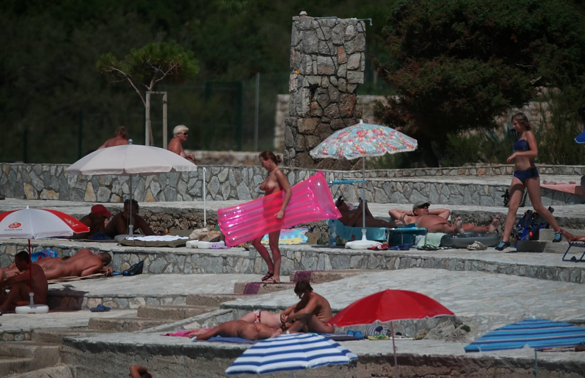 Purenudism Images Stony Sunbathing Steppes - 2