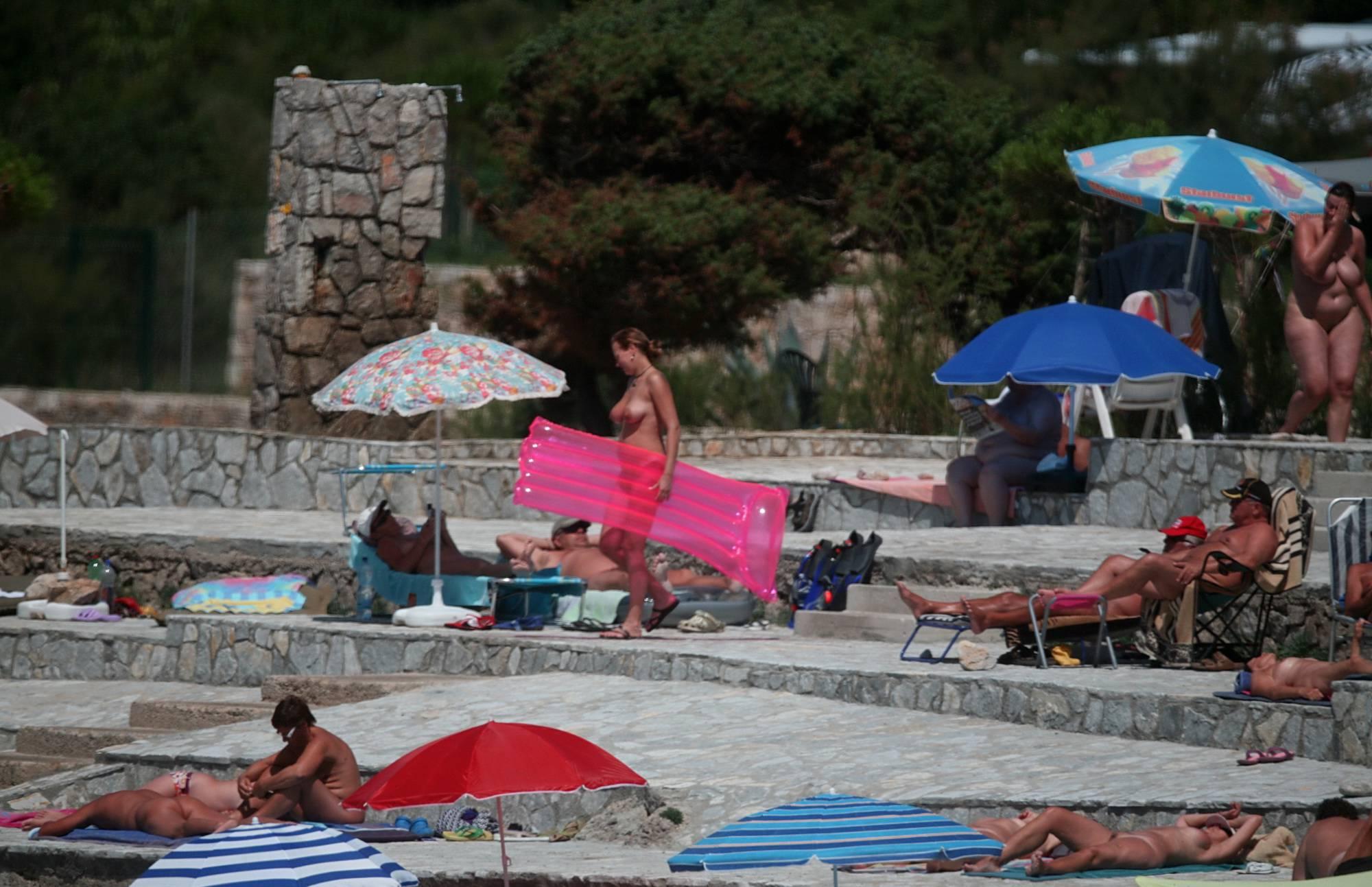 Purenudism Photos Stony Sunbathing Steppes - 3