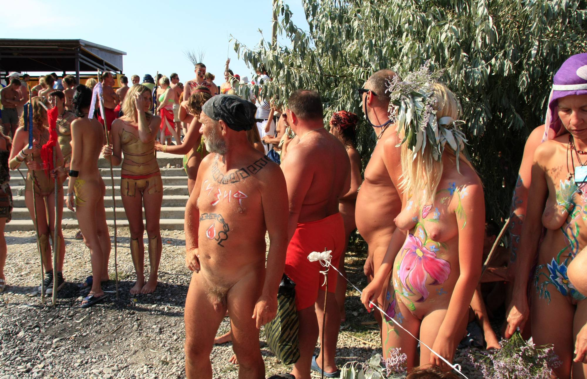 Pure Nudism-Strong and Bold We Stand - 1