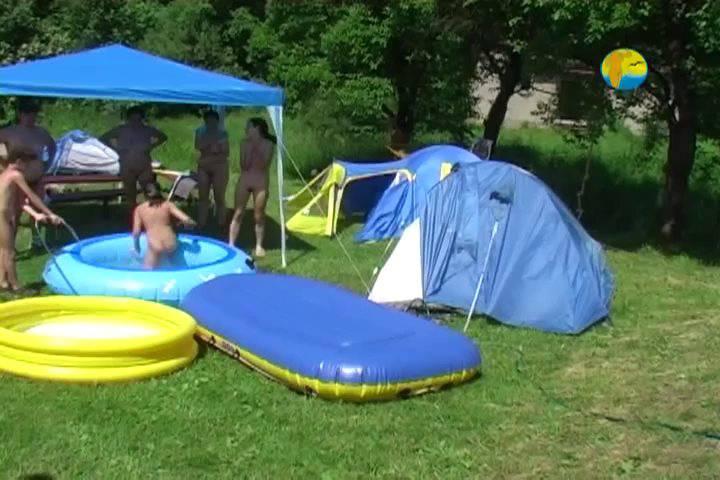 Naturist Freedom Videos-Tents - 4