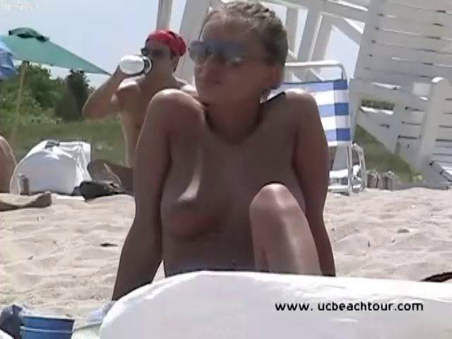 Nudist Movies-U.S. Nude Beaches Vol. 12 - 2