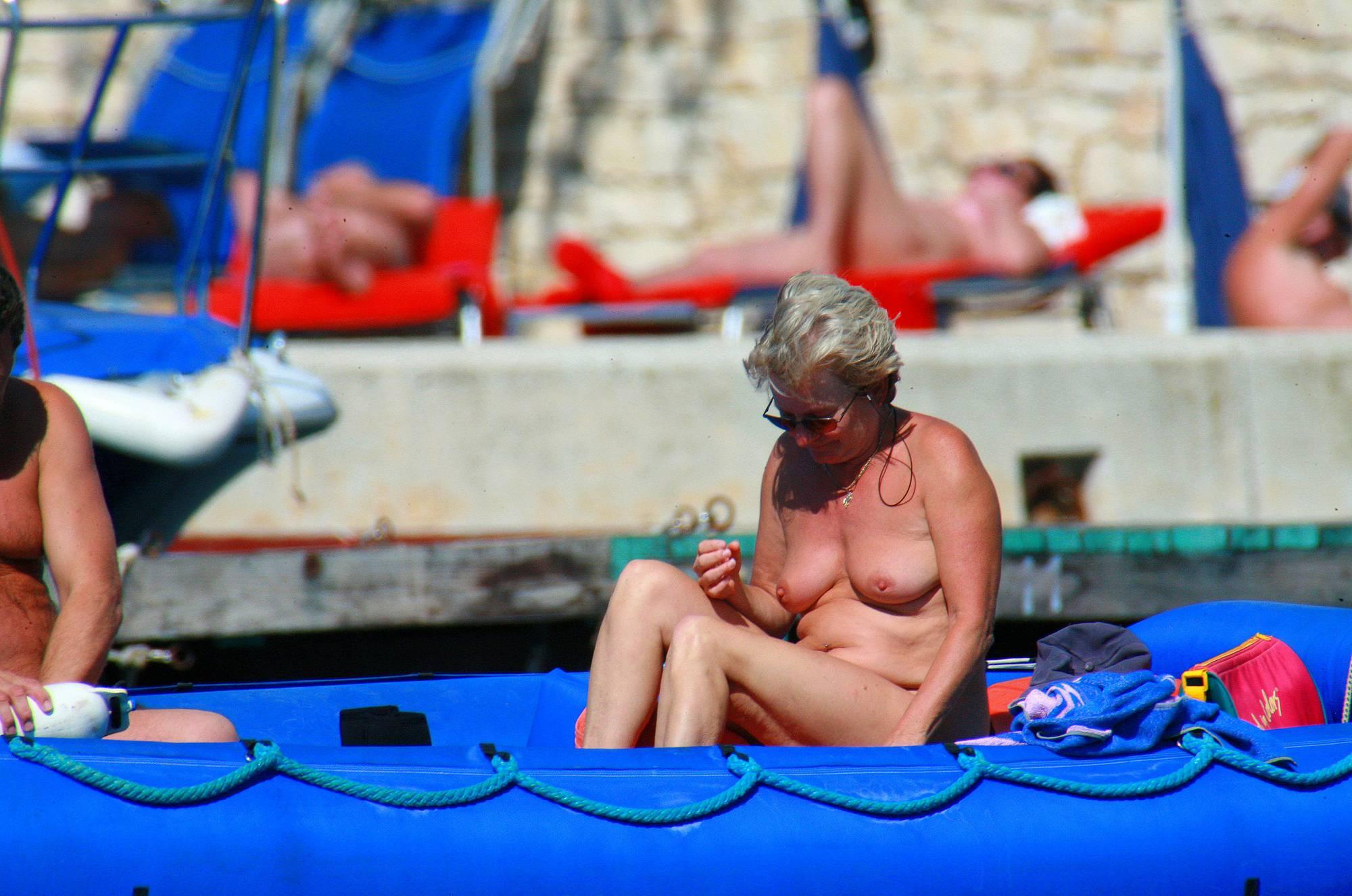 Purenudism Pics-Uka FKK In-Water Boating - 2
