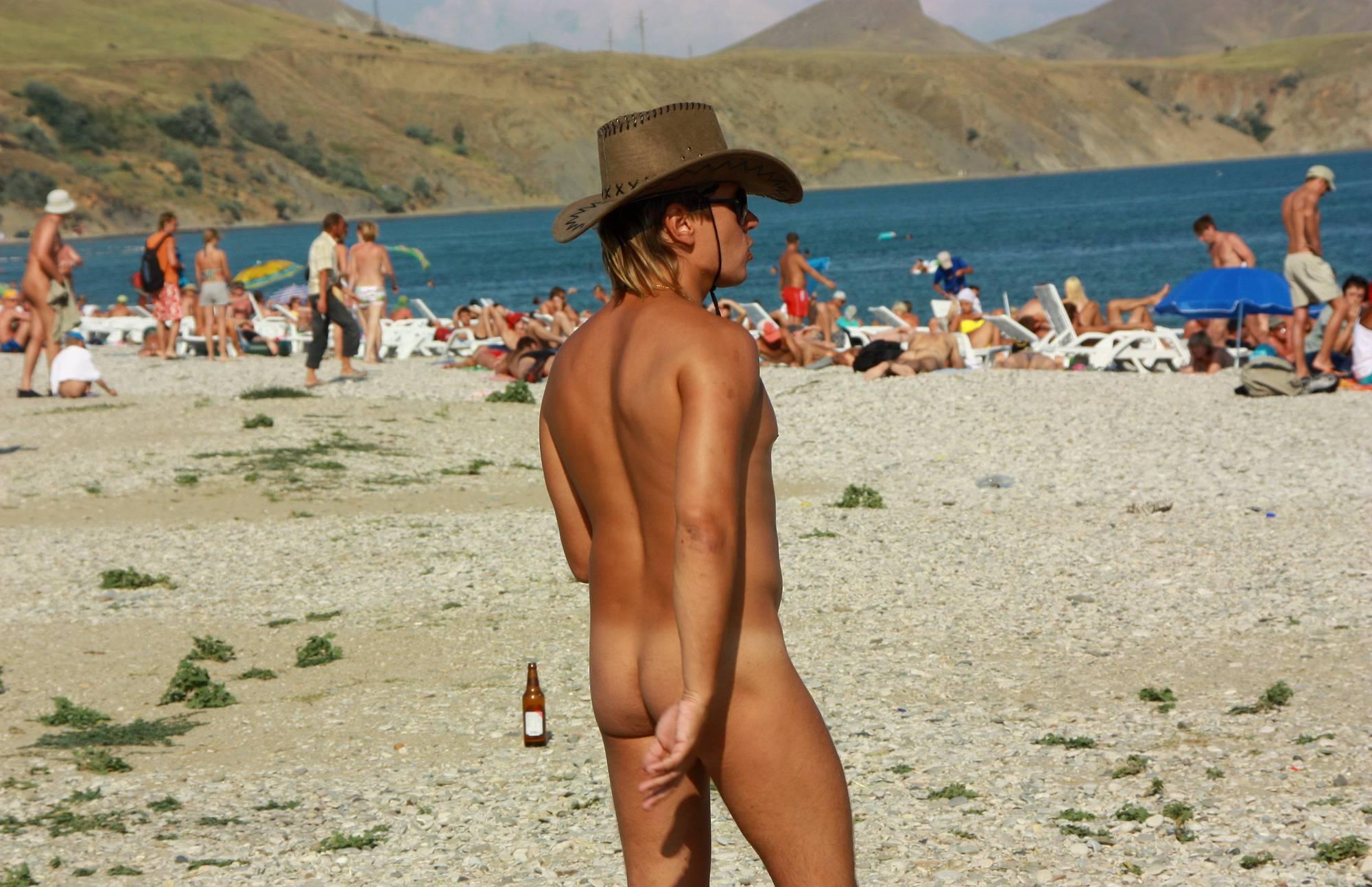 Pure Nudism Images-Ukraine Beach Friendship - 2