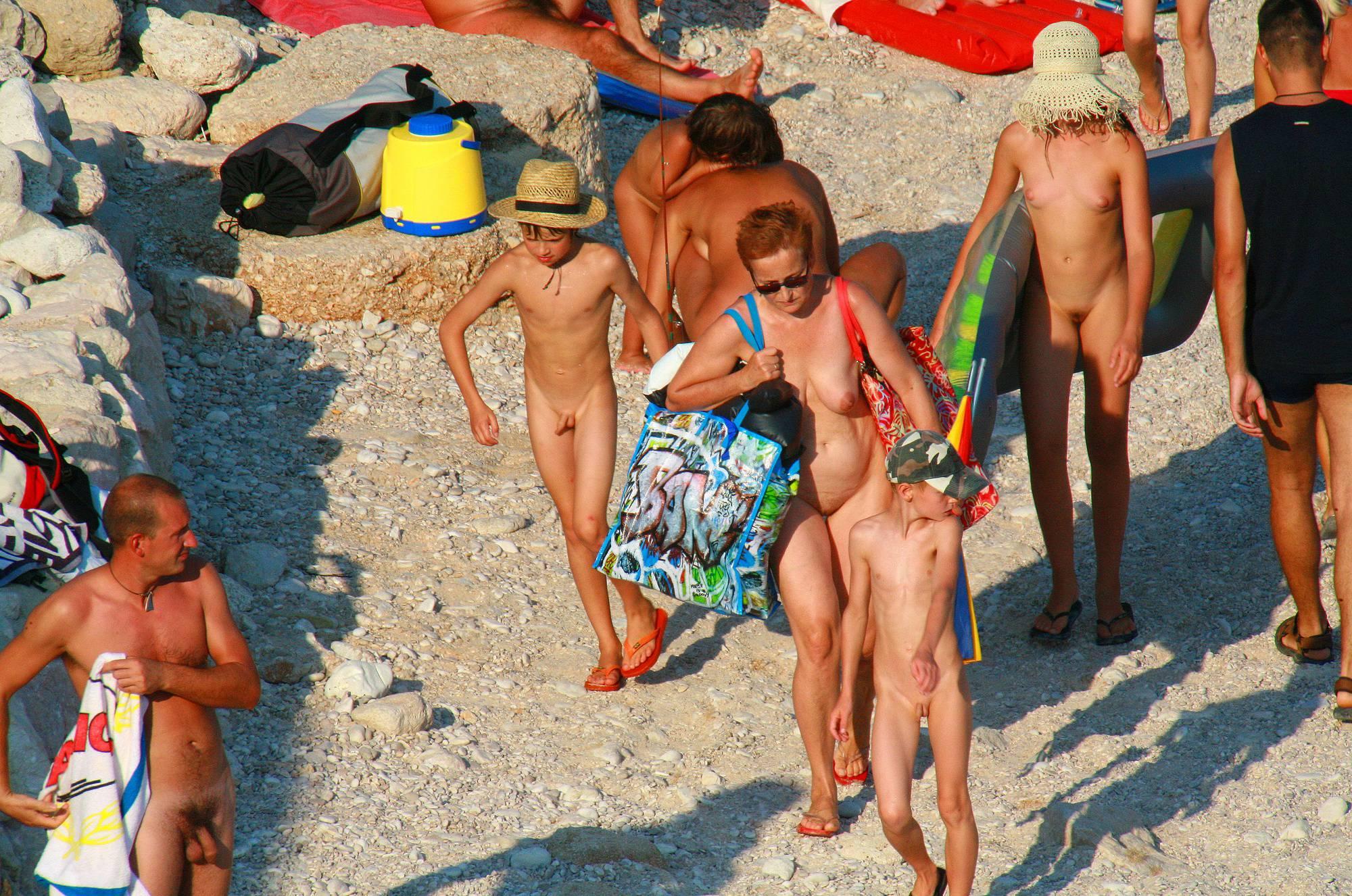 Pure Nudism Pics-Ula FKK Beach Family Area - 3