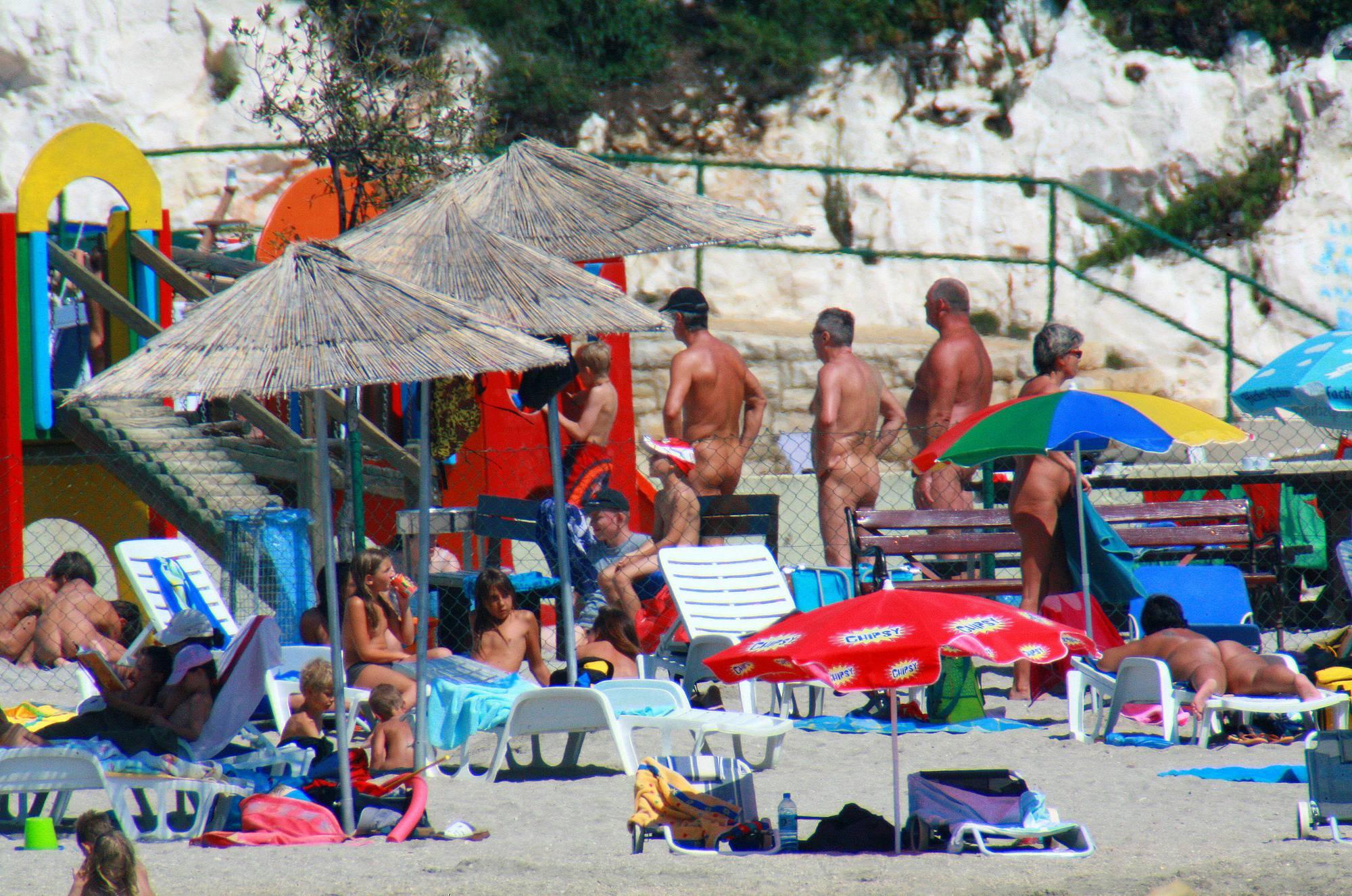 Ula FKK Beach Shorelines - 2