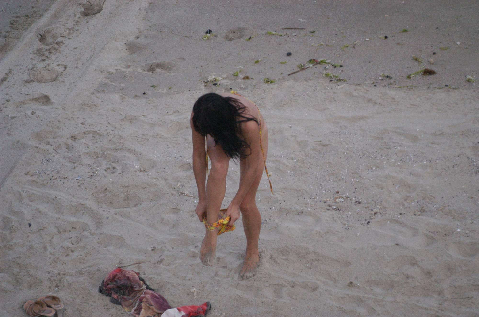 Verna On Beach Visitors - 1
