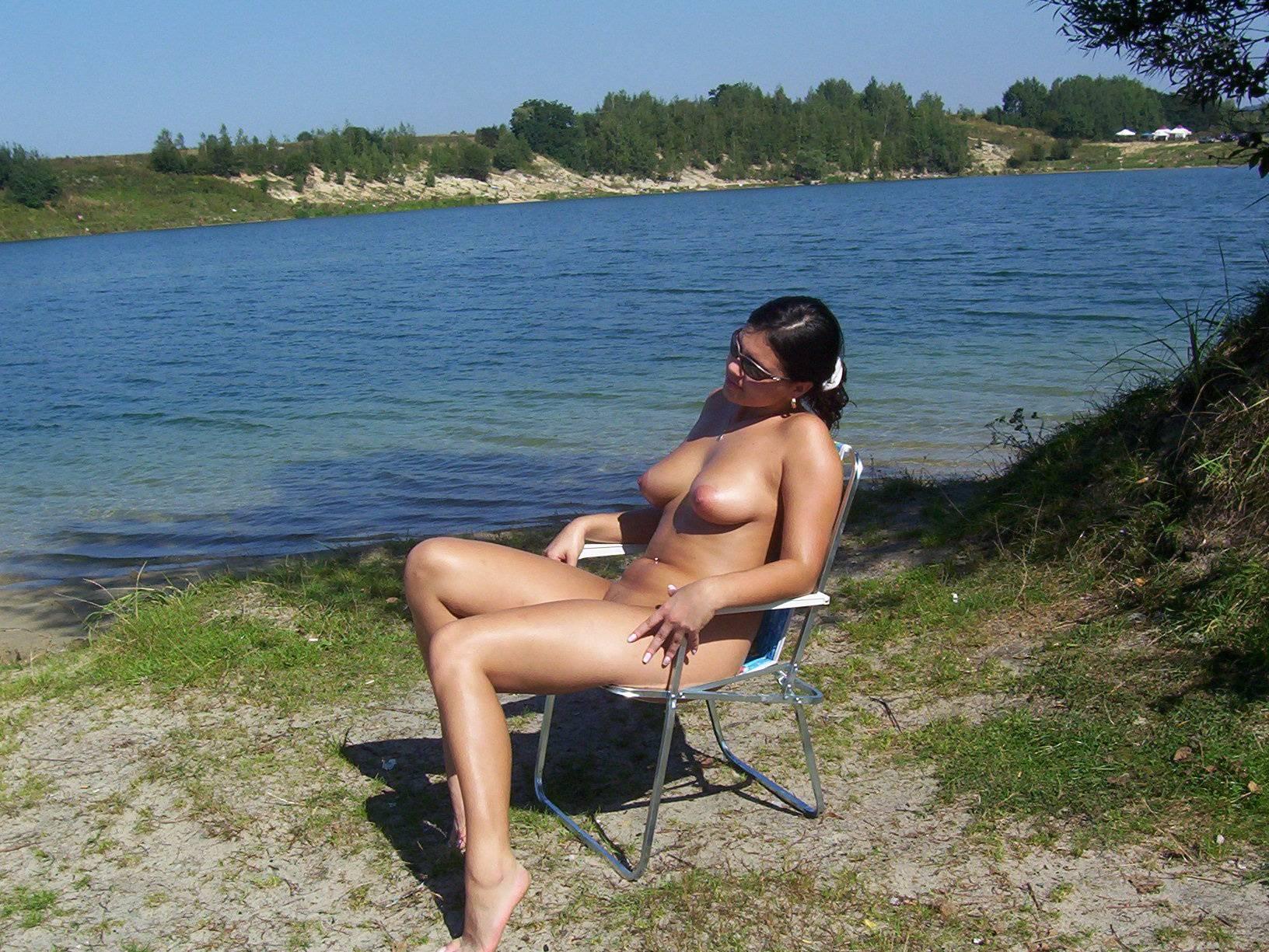 Vesta's Skinny-Dipping - 2