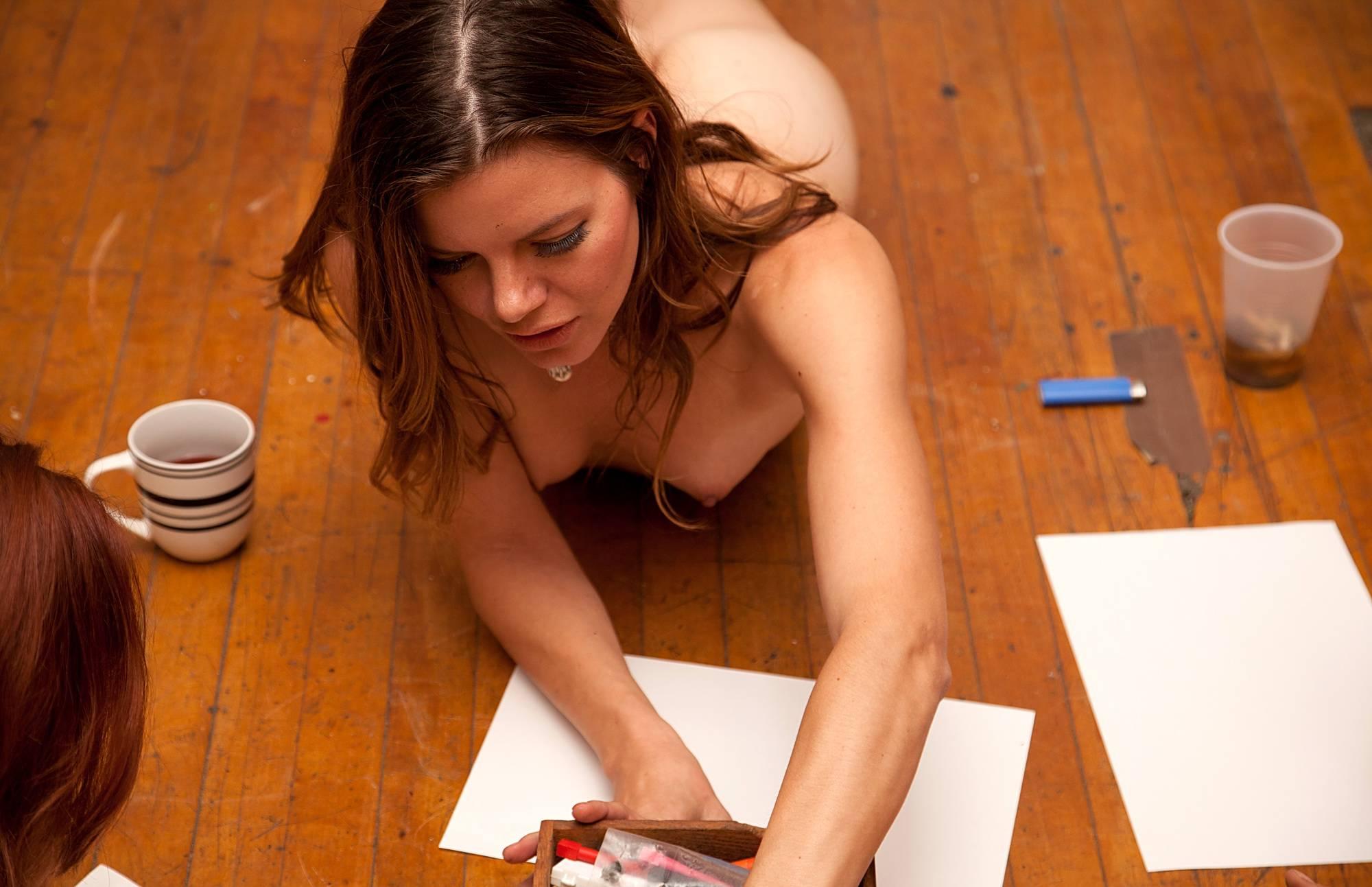 Wooden Floor Artistry - 2