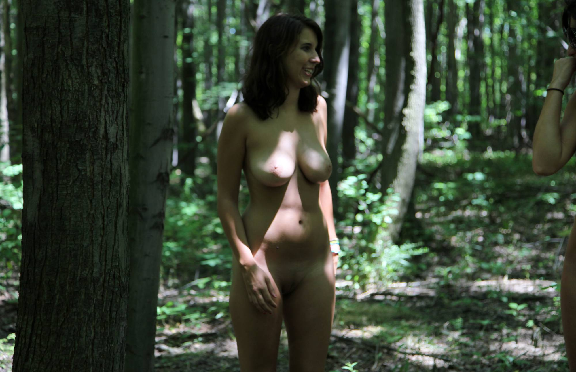 Pure Nudism Gallery-Woody Hike Of Nature - 3